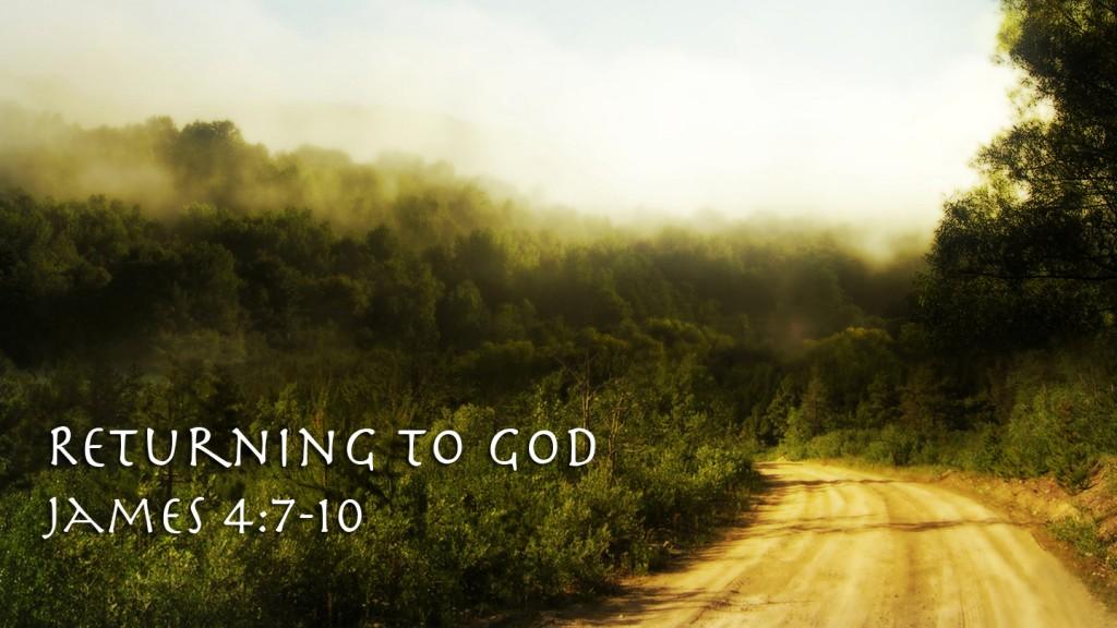 Returning To God 2