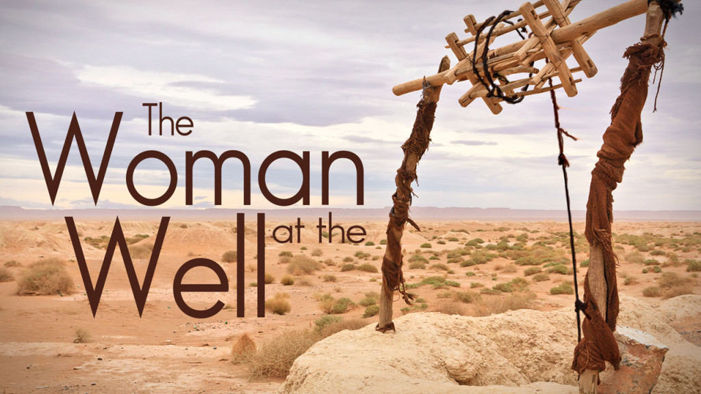 Woman At The Well - Keynote